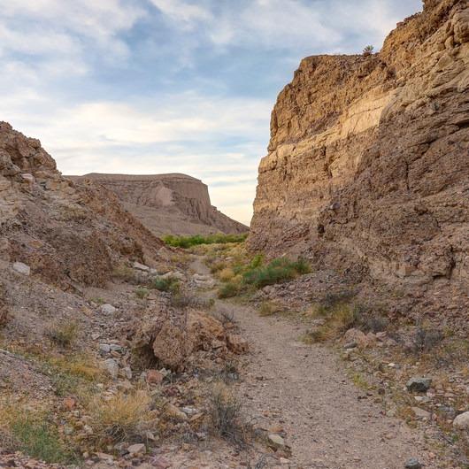 Amargosa Canyon