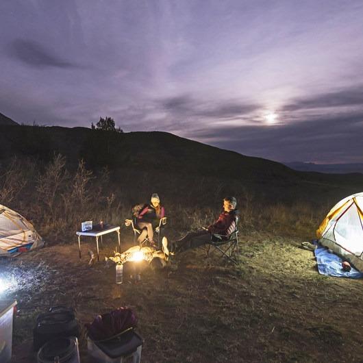 Oak Grove Road Dispersed Camping