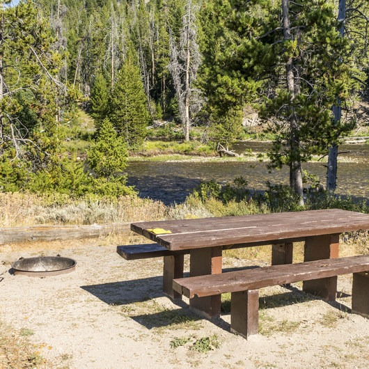 Salmon River Campground