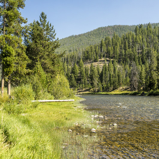 Mormon Bend Campground