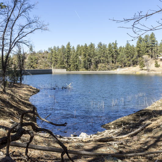Lower Goldwater Lake Hike