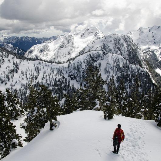 Deeks Peak