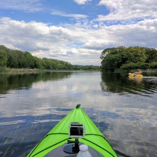 Ottertail River: Rice Lake to Little Pine Lake