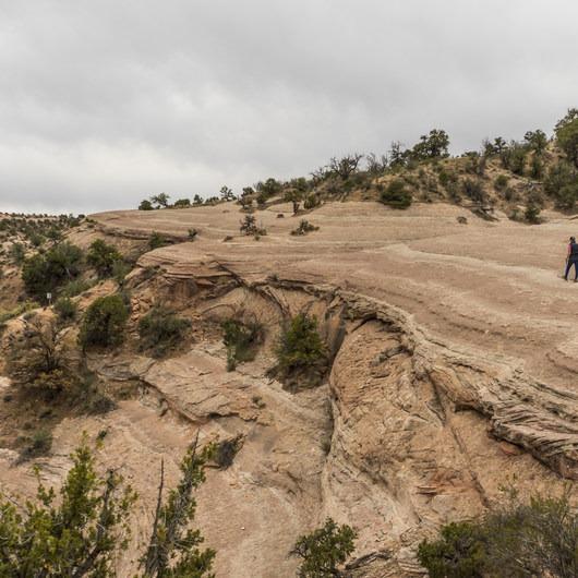 Church Rock Trail