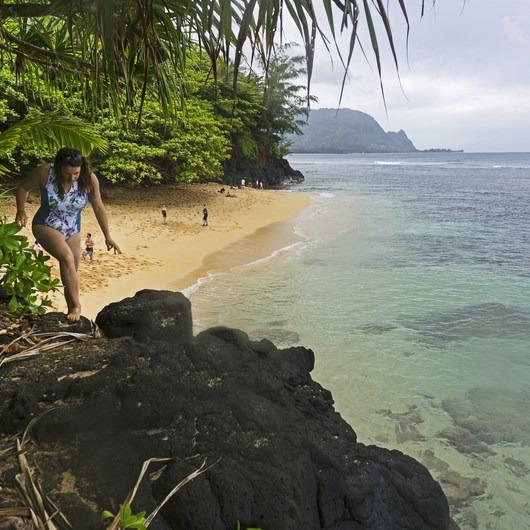 Hideaways / Pali Ke Kua Beach
