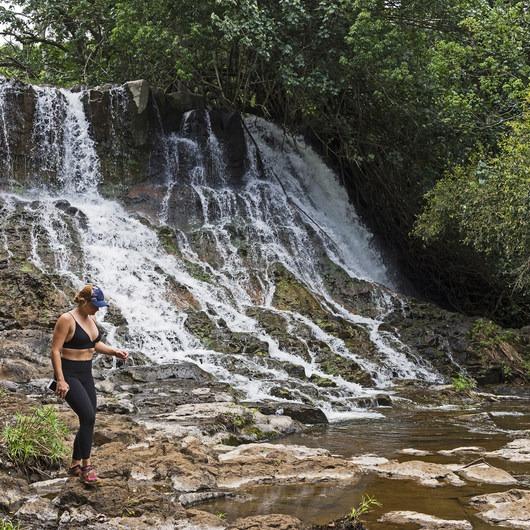 Ho'opi'i Falls Trail