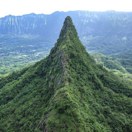 Olomana Three Peaks Hike