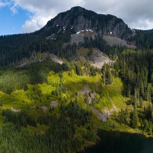 Granite Lakes via Granite Creek