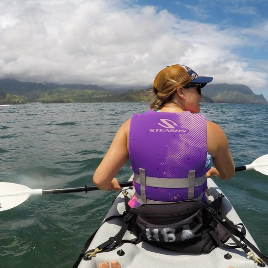 Hanalei Bay Sea Kayak