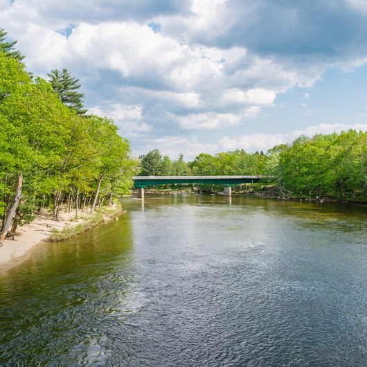 Saco River: North Conway to Conway