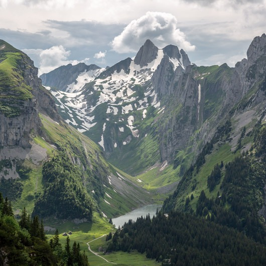 Alpstein Geological Path