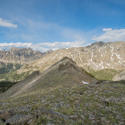 Satanta Peak