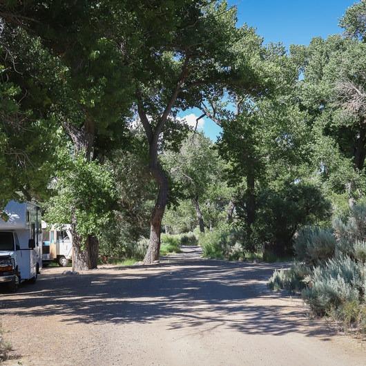 Dayton State Park Campground