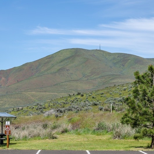 Roza Recreation Site Campground