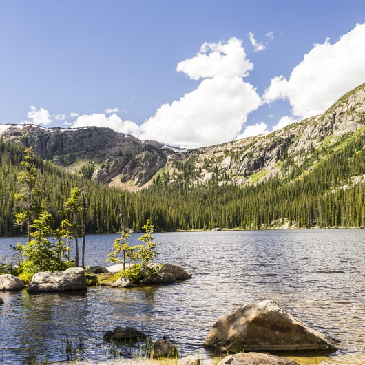 Timberline Lake Hike