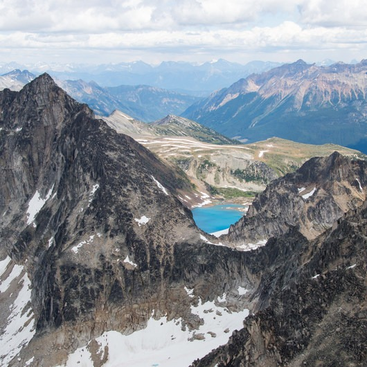 Bugaboo Spire via Northeast Ridge