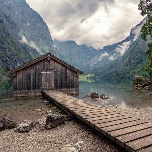 Obersee Lake Hike