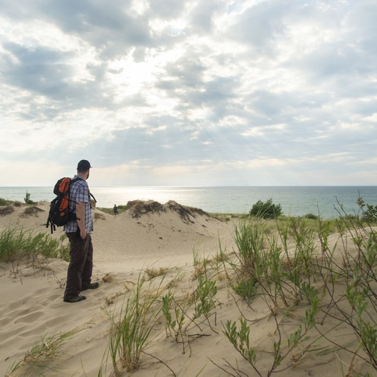 Lake Michigan Recreation Area + Nordhouse Dunes Wilderness Area