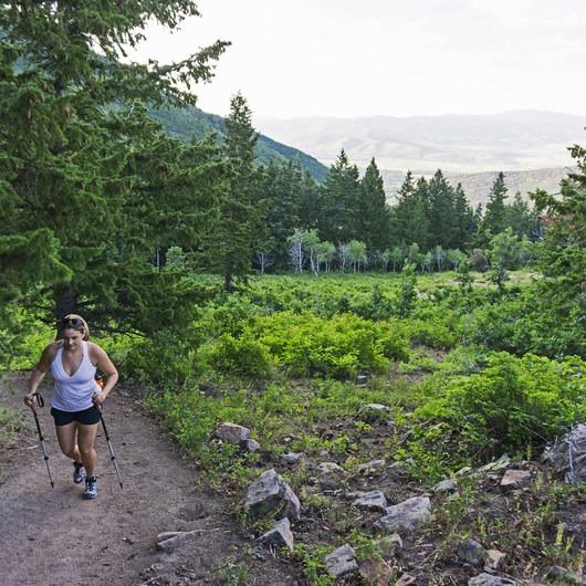 Iron Canyon Trail