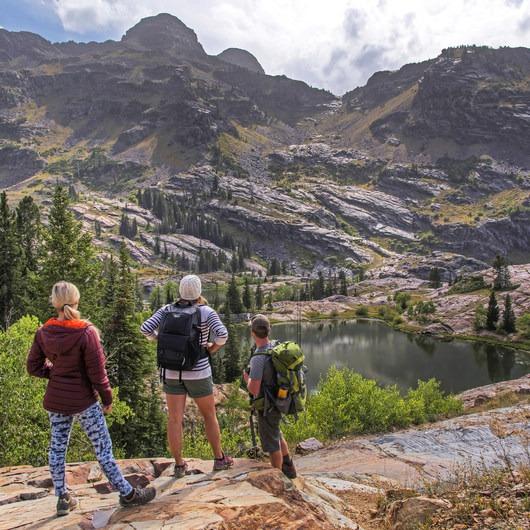 Lake Lillian Trail