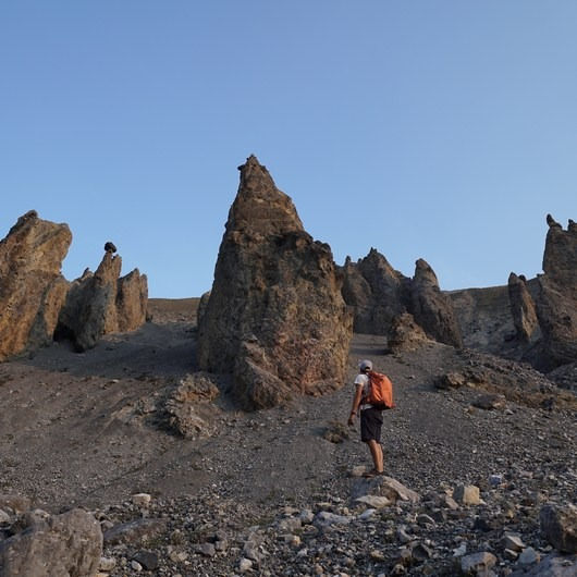 Stone Sheep Trail