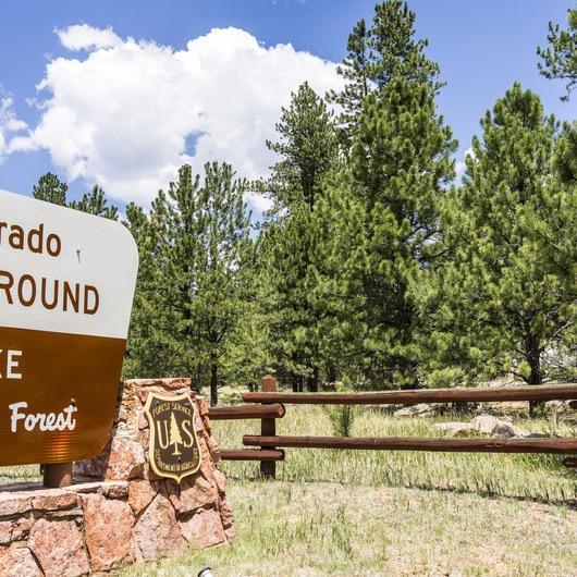 Colorado Campground