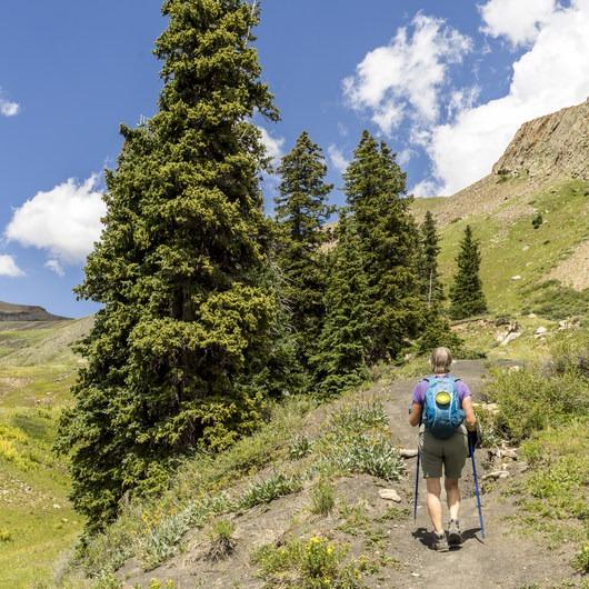 Cross Mountain Trail