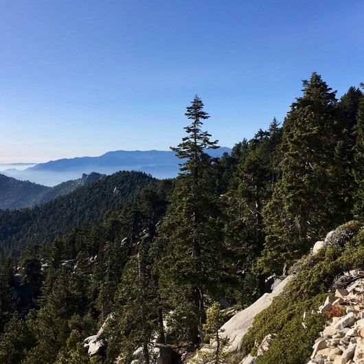 Pacific Crest Trail: California Section B