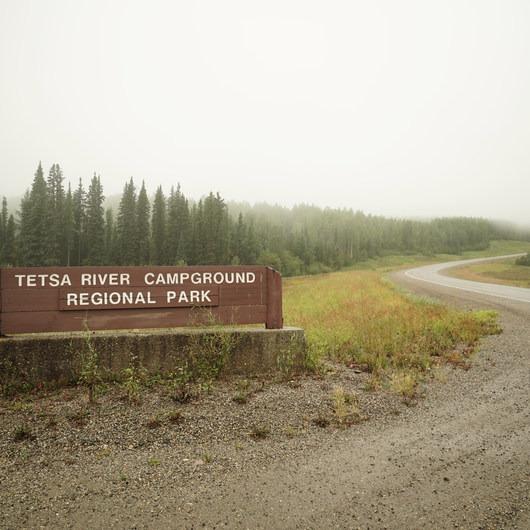 Tetsa River Campground
