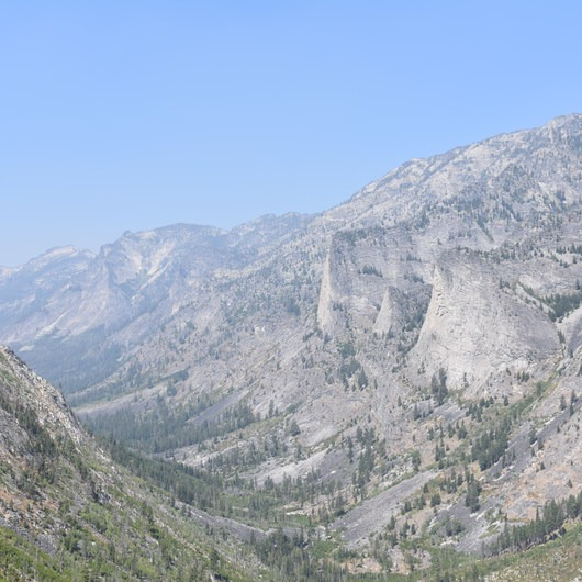 Blodgett Canyon Overlook