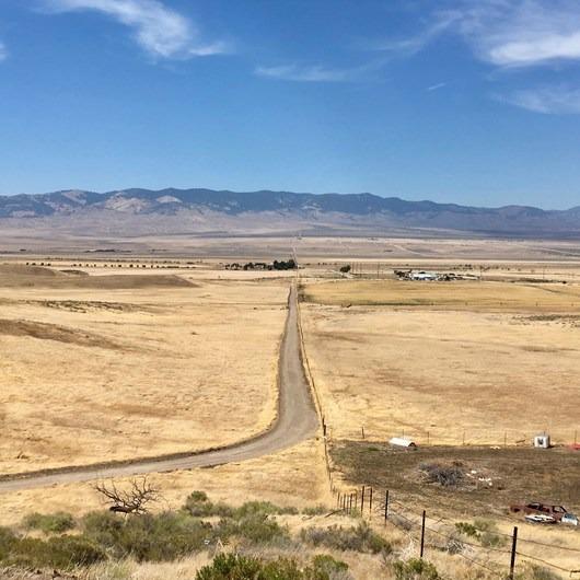 Pacific Crest Trail: California Section E