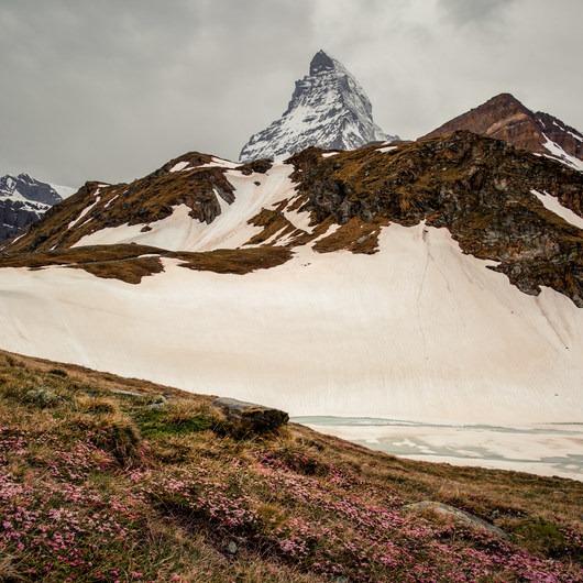 Matterhorn Glacier Trail: Schwarzsee to Trockener Steg