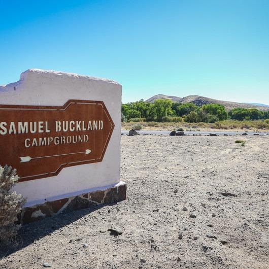 Samuel Buckland Campground