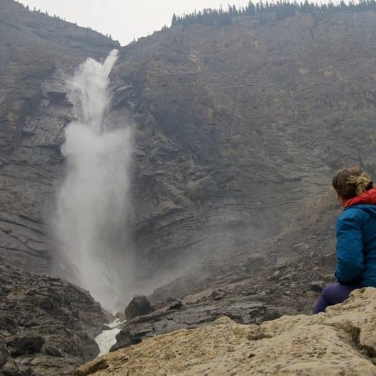 Takkakawa Falls