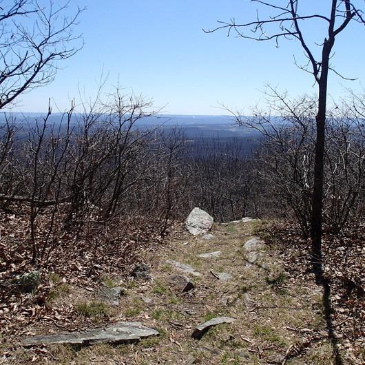 Shawangunk Ridge Trail: High Point Section
