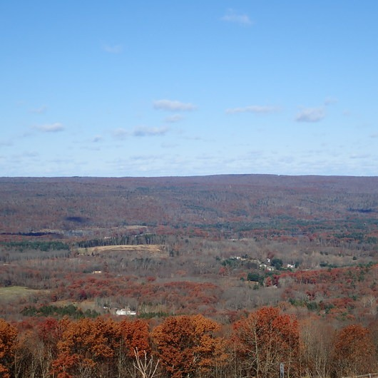 Shawangunk Ridge Trail: Huckleberry Ridge Section