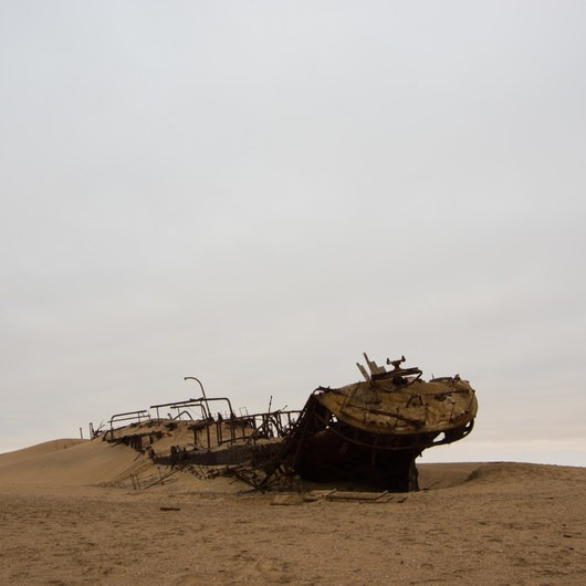 Namib Desert Driving Tour