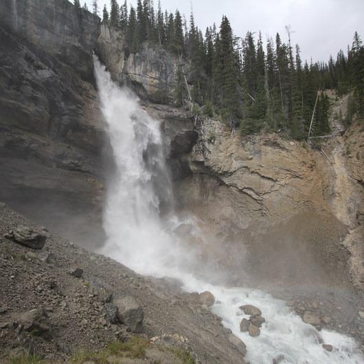 Panther + Bridal Veil Falls