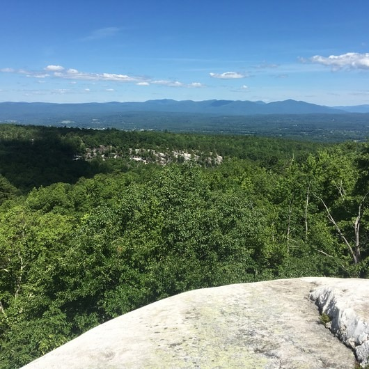 Shawangunk Ridge Trail: Peterskill Section