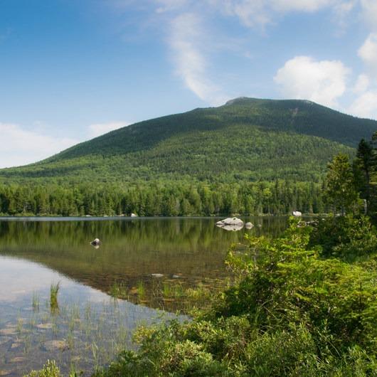 South Turner Mountain via Sandy Stream Pond