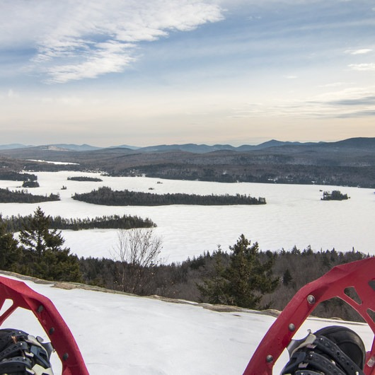 Castle Rock Snowshoe