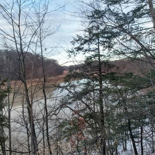 Genesee Riverway Trail at Seneca Park
