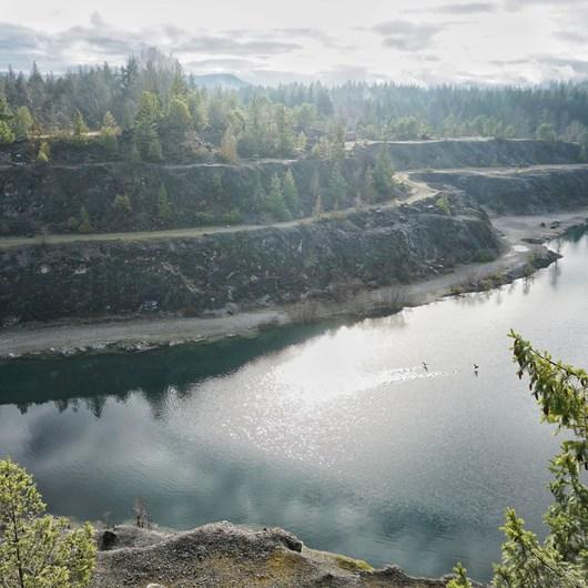 Kingzett Lake