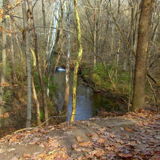 Flat Fork Creek Park Trail