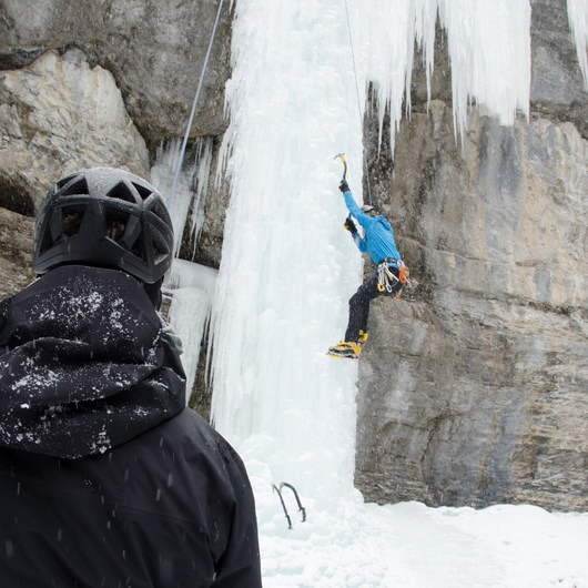 Bear Spirit Ice Crag
