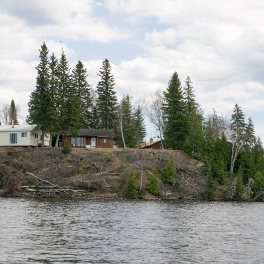 Lake Esnagi Fishing Lodge