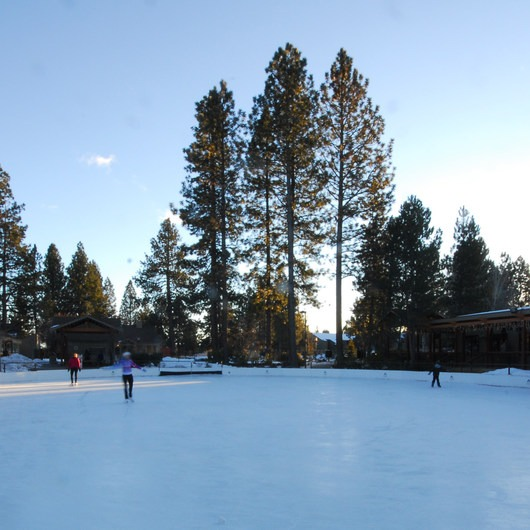 Seventh Mountain Ice Skating Rink