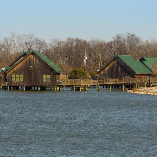 Poverty Point Reservoir State Park Campground