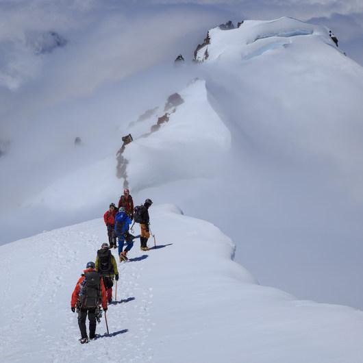 Mount Baker via Coleman Glacier