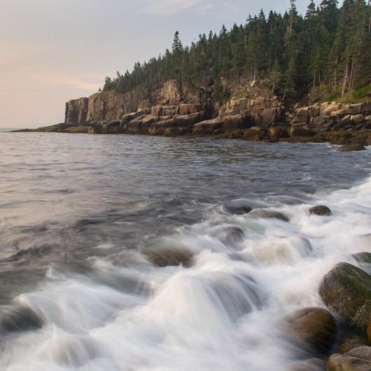 Otter Point + Otter Cliffs